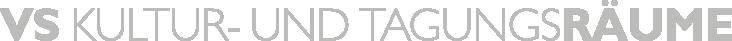 VS Kultur- und Tagungsräume Logo